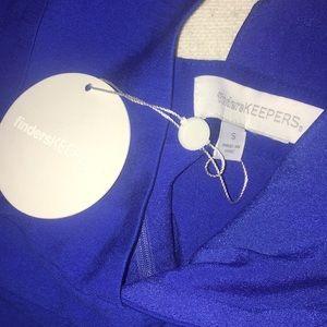 Finders Keepers Shorts - findersKEEPERS basic instinct playsuit